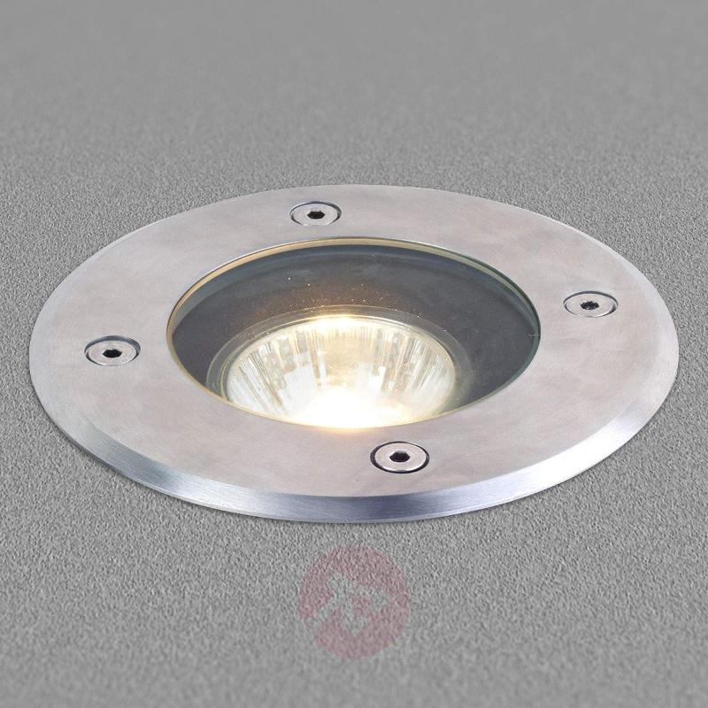 Practical installed ground light Ava - Recessed Floor Lights