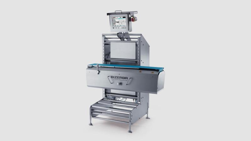 CWPmaxx - dynamic process scale  bakery checkweigher