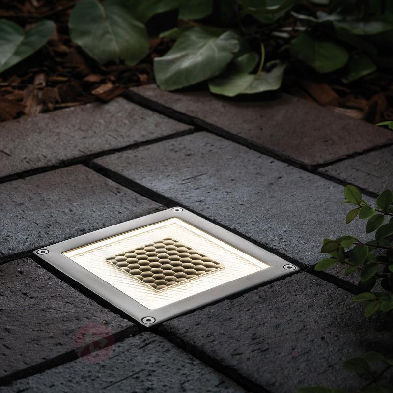 Lampe LED de sol Special Line Solar Cube - Spots encastrés dans le sol