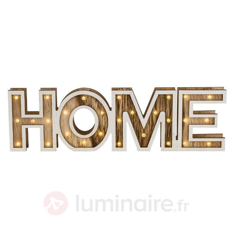 Lampe à poser LED Aimi Home, avec piles - Lampes à poser LED