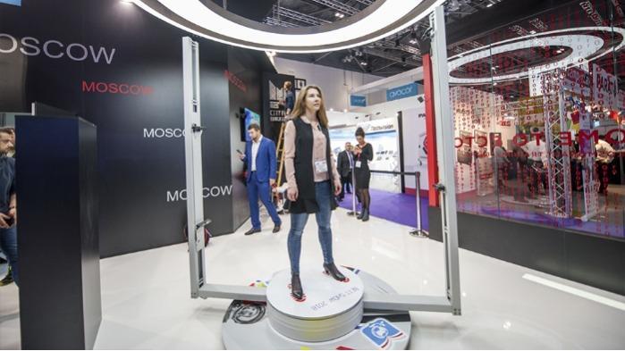 Scanner 3D  - Texel Portal MX scanner 3D compatto per la scansione a colori delle persone