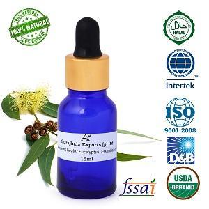 Ancient healer Eucalyptus oil 15ml - Eucalyptus essential oil