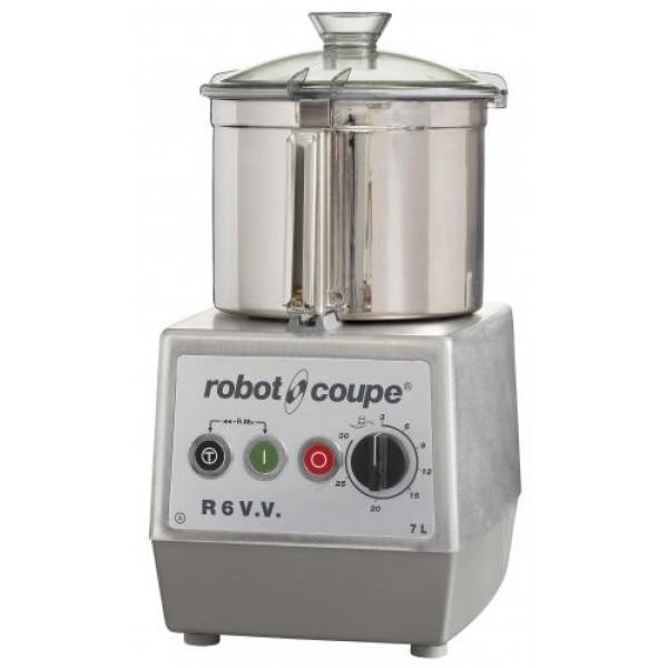 Cutters de table - R 6 V.V - Cutter de table - ROBOT COUPE