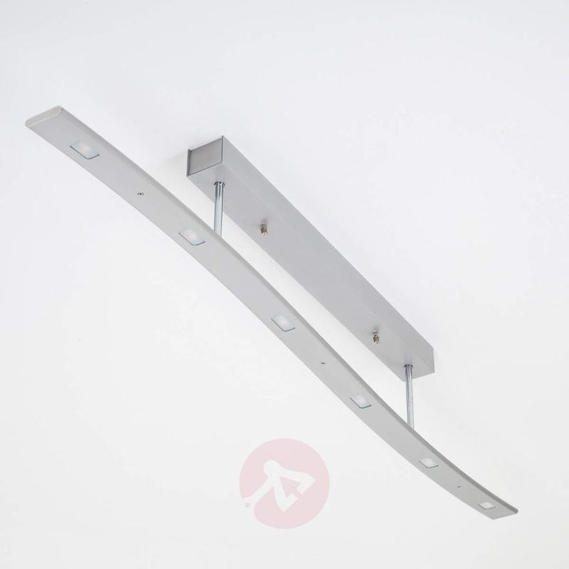 Xalu LED Ceiling Light, Wave-shaped - Ceiling Lights