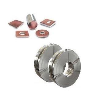 Bimetallic Washer - Bimetallic Washer Manufacturer, Bimetal Washer Manufacturer, Bimetallic Sheet