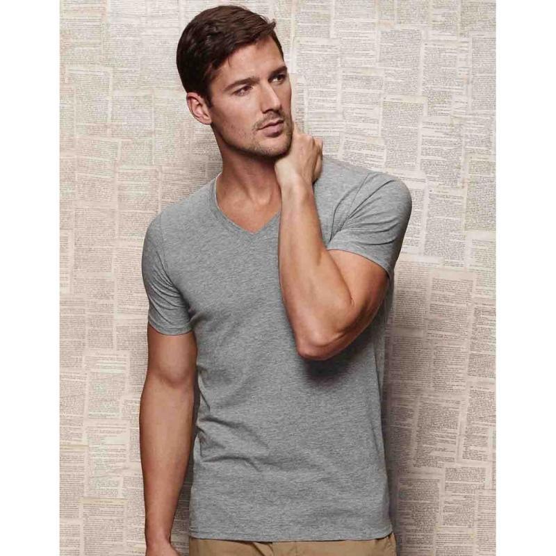 Tee-shirt col V Dean - Manches courtes