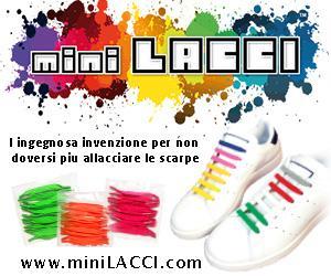 minilacci - lacci elastici per scarpe