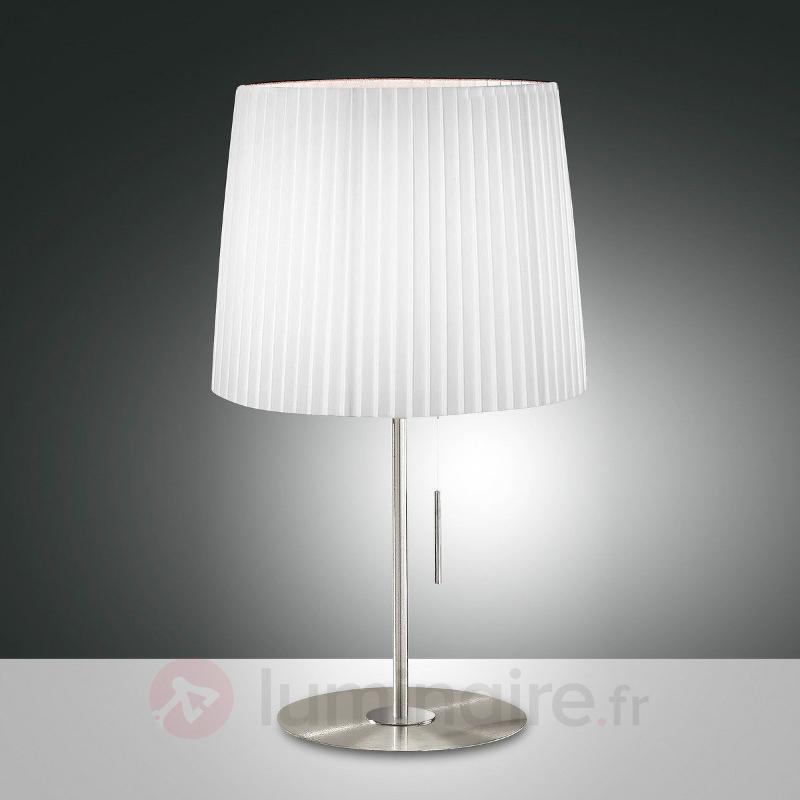 lampe poser design keria lampe lgant lampe poser design led loop line argente en mtal keria. Black Bedroom Furniture Sets. Home Design Ideas
