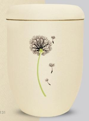 """Urnstyle Urncape """"basic dandelion"""" Urnen Urns - Urnstyle Urncape Urne und Urnen. Cremation Urn and Urns for funeral and cemetry"""