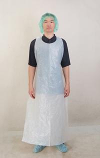 Disposable Plastic Products  PE Apron