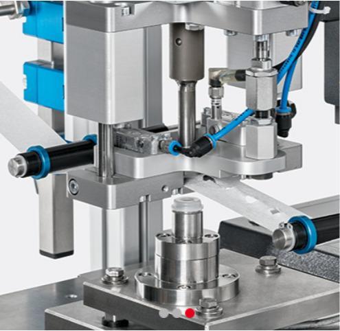 Sistemas de soldadura por ultrasonidos TSP - SONIQTWIST®: el método de soldadura helicoidal por ultrasonidos para las máximas