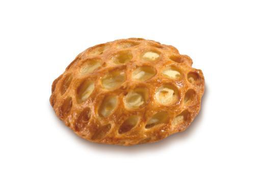 Apricot Quark Basket - Sweet filled pastries