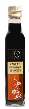 Vinaigre Balsamique BIO de Modène  - 6 % d'acidité LEONY