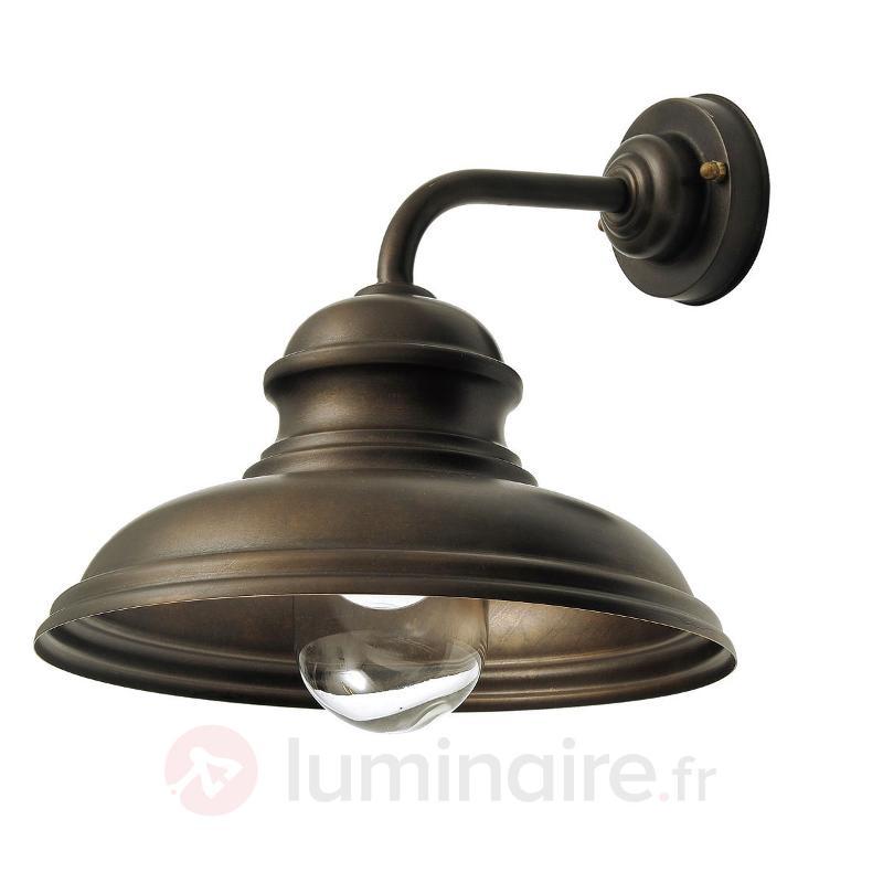 Applique d'extérieur rustique VALENTINA - Appliques d'extérieur cuivre/laiton