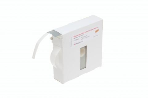 adhesive labels, made from grey special fabric - Steierform 87-60157