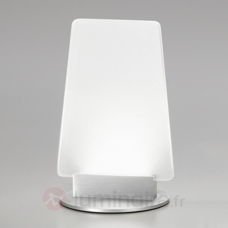 Lampe à poser plate LED Sofi - Lampes à poser LED