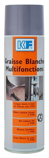 Graissage - GRAISSE BLANCHE MULTIFONCTIONS