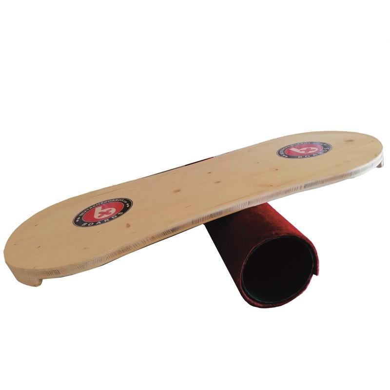 Balance Board & Jibbing Bar Personalizable Bextreme - Tabla Snowboard Personalizada