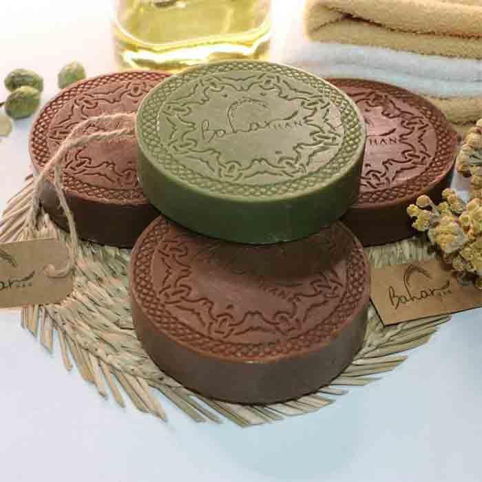 BAHARHAN  - natural olive oil & Luarel oil soap