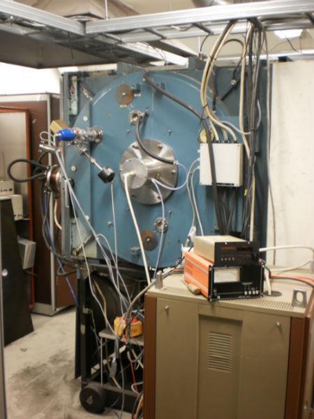 Servicing and repair of vacuum equipment