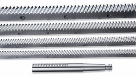 Zahnstangen - hauptsächlich nach Vorgaben und Zeichnung unserer Kunden, auch Katalogware