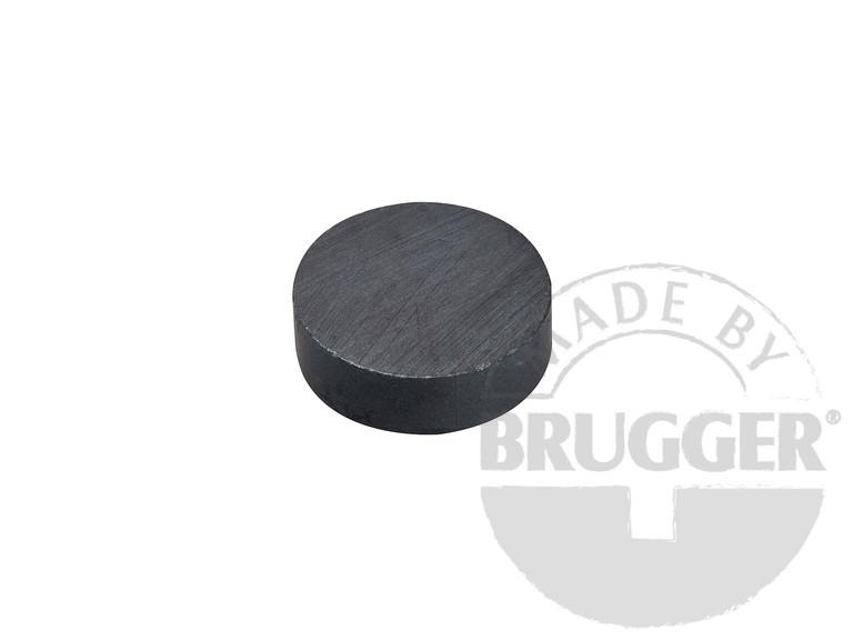 Disc magnet hard ferrite - null