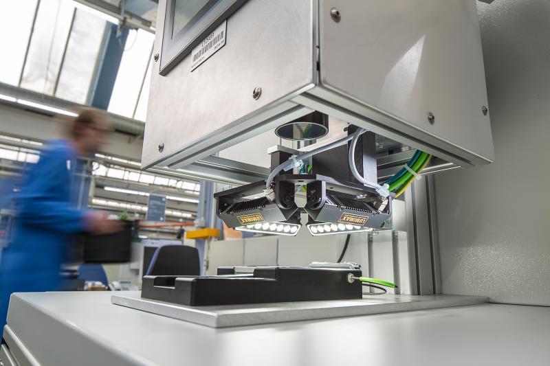Barre d'éclairage miniature à LED Série LSB - Eclairage miniature à LED pour le traitement industriel de l'image