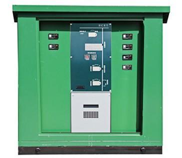 Gabinete de distribución de cable - Tablero eléctrico de la caja de distribución y gabinete de la rama del cable