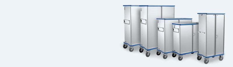 Cupboard trolleys - null