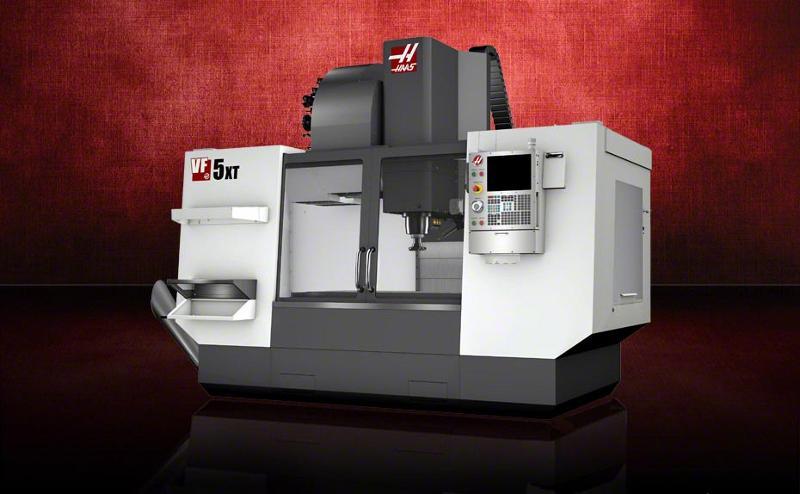 CNC Verticals - 50-Taper Standard