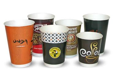 Custom Printed Paper cups - Custom Printed 8oz,12oz,16oz paper cups