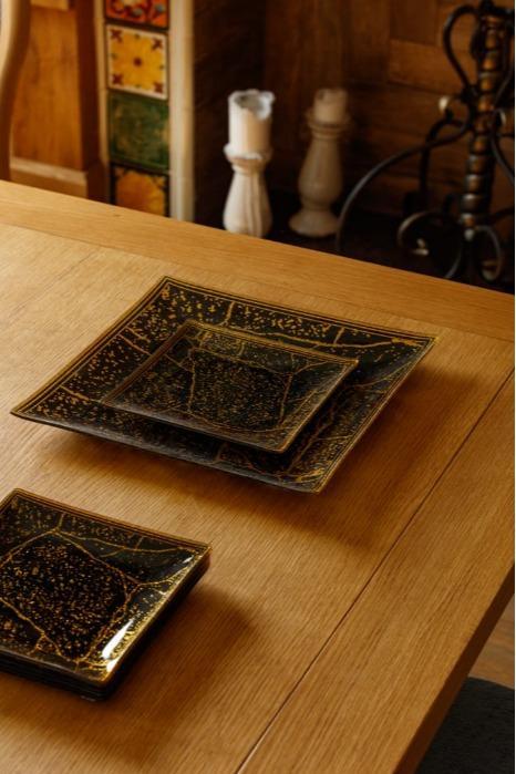 Посуда стеклянная - Наборы тарелок