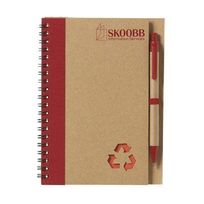 RecycleNote-L bloc-notes - ÉCOLOGIE - ÉTHIQUE