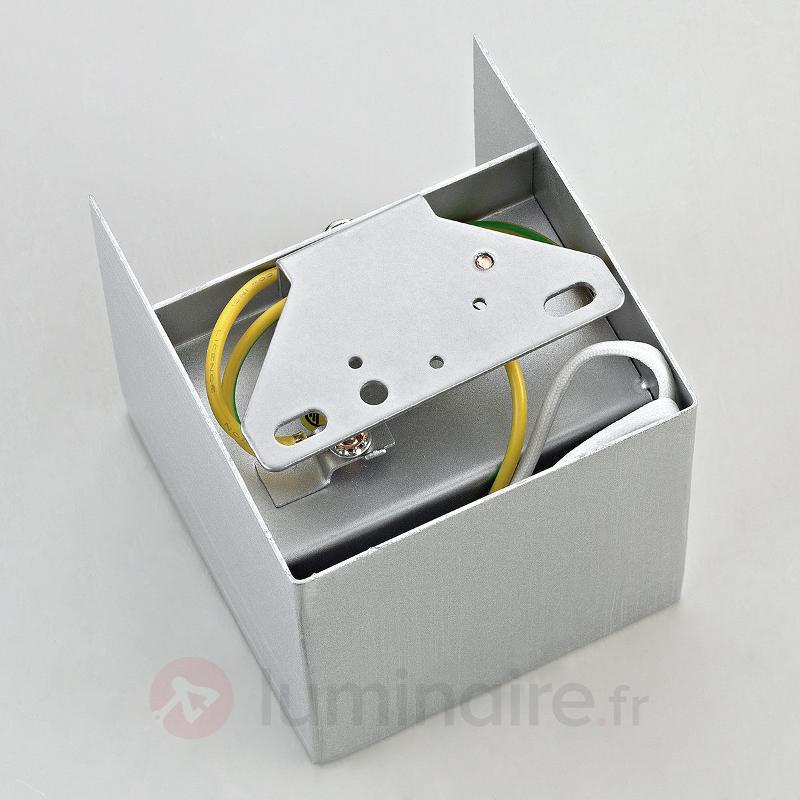 Applique LED brossée Viviana - Appliques LED