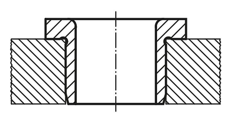 Flexibles Normteilesystem - Bundbohrbuchsen DIN 172