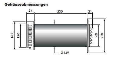 Aerocube - VENTILATION DECENTRALISEE