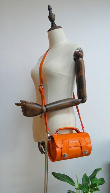 Papillon Leather Handbag,Crossbody Bag - Shoulder bag,custom leather bag,satchel bag