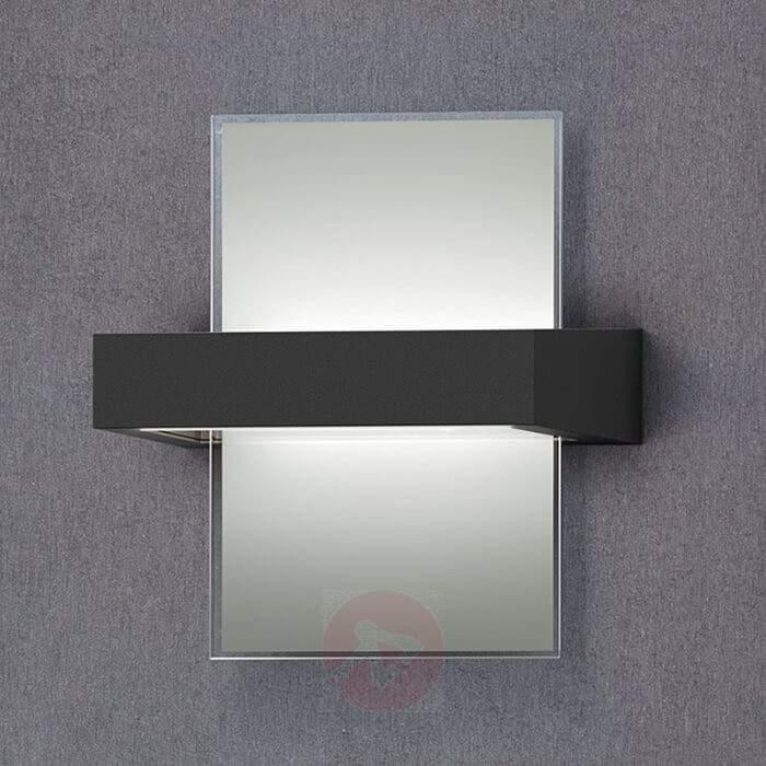 Modern LED outdoor wall light Afterglow - Outdoor Wall Lights