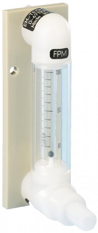 Débitmètres pour l'air / l'eau - Débitmètres pour l'air / l'eau