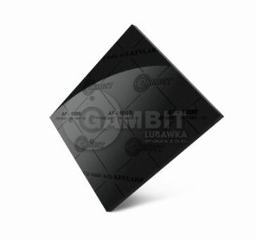 PŁYTY USZCZELKARSKIE - Bezazbestowe płyty uszczelkarskie serii GAMBIT AF