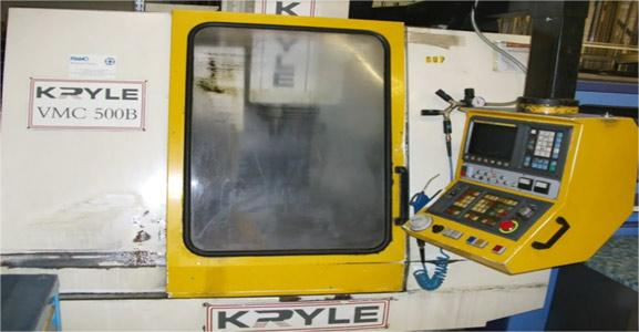 FRAISAGE - KRYLE VMC 500B