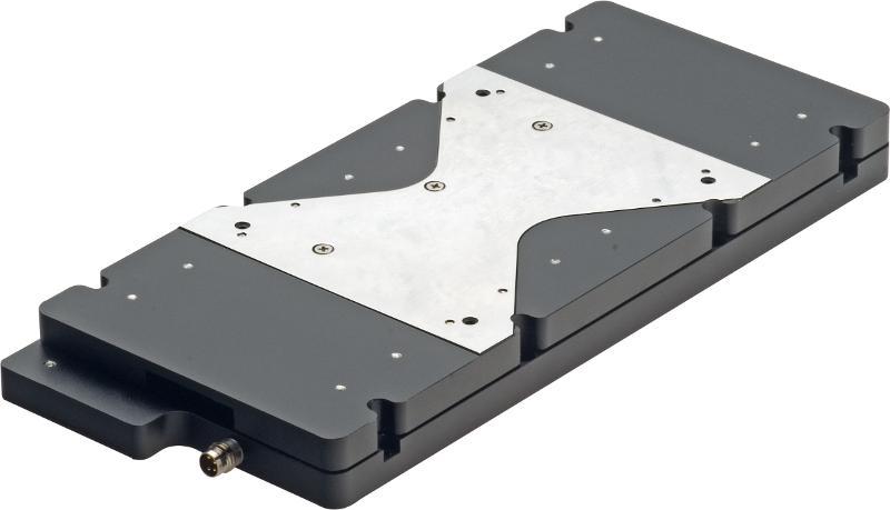 Tisch mit Linearmotor und absolutem Messsystem - FLS100