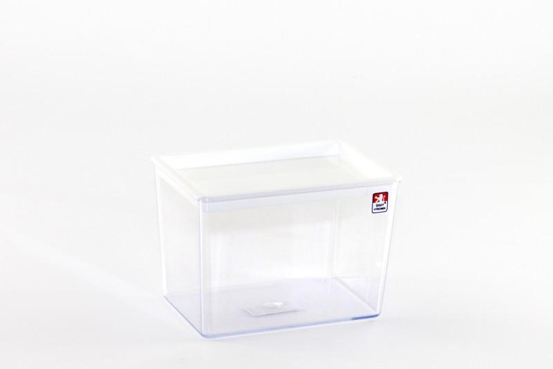 Plastic Box 600 Ml - null