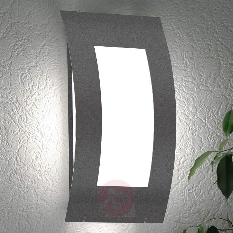 Nila Elegant Exterior Wall Lamp - Outdoor Wall Lights