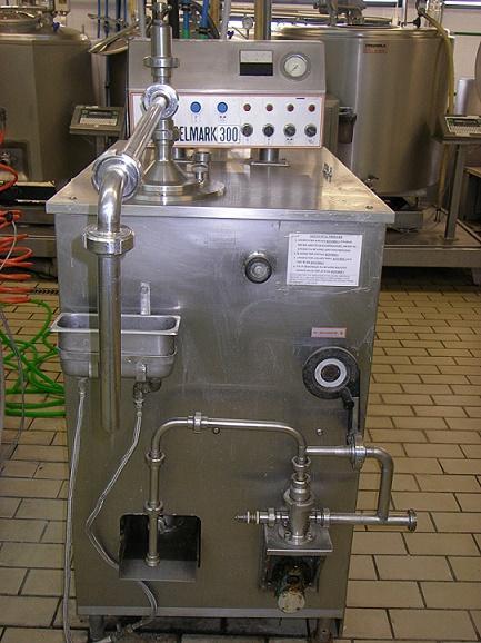 Ice Cream Machinery -