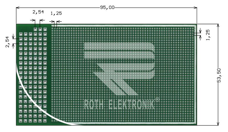 RE434-LF - Prototyping Boards SMD
