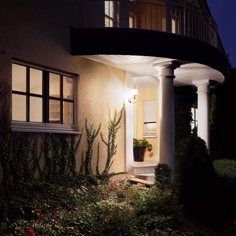 Steinel L 15 Sensor wall light for Outside - Wall Lights with Motion Sensor