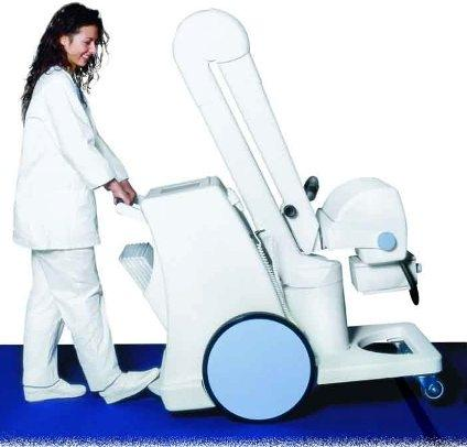 Mobile Radiography - Cybermobil TS