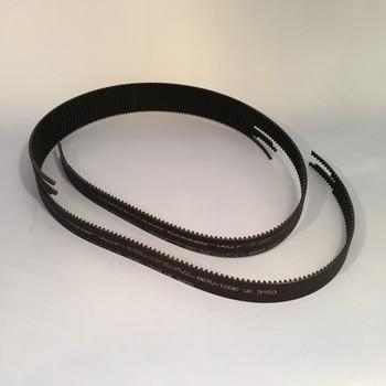 Power transmission belt with mechanical assembly - Poly Chain® Carbon™ Volt®