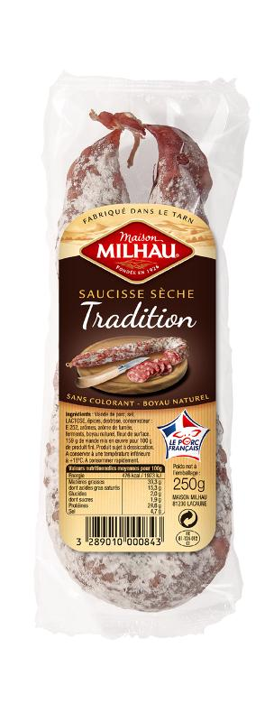 Saucisse Sèche Tradition - Viande et volailles